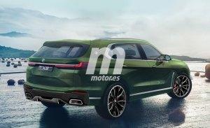 Adelantamos el diseño del futuro BMW X8 que debutará en la segunda mitad de 2020
