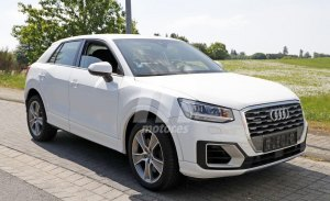 ¿Qué hace Skoda probando este Audi SQ2 camuflado?