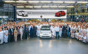 La unidad dos millones del Fiat 500 es producida en Polonia