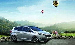 Ford C-MAX Sport: el monovolumen compacto adquiere mayor deportividad
