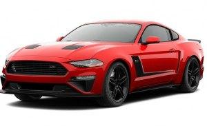 Nuevo Ford Mustang Roush JackHammer 2018 de 720 CV