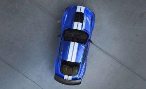 La primera imagen completa del Mustang Shelby GT500 2020