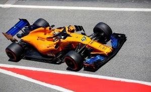 """Norris: """"La nueva versión del McLaren tiene más agarre, pero es más brusca"""""""