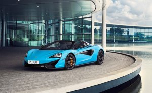 McLaren fabrica la unidad 15.000 en su planta de Woking