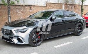 El nuevo Mercedes-AMG GT Coupé ya se pasea por las calles