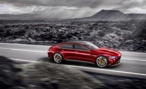 El Mercedes-AMG GT Coupé híbrido de 800 CV pasará a producción