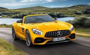 Mercedes-AMG GT S Roadster: un nuevo miembro se suma a la familia