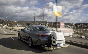 El nuevo motor diésel del Mercedes Clase A certifica emisiones de NOx por debajo del límite de RDE y WLTP