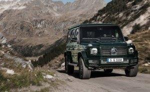 El nuevo Mercedes Clase G estrenará versión diésel a finales de 2018