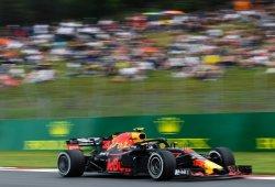 La aerodinámica juega en contra de Red Bull, ¡ocho curvas a fondo en Barcelona!