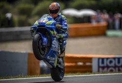 Rins y Aleix Espargaró, doble renovación hasta MotoGP 2020