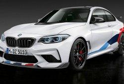 Más picante para el BMW M2 Competition con los accesorios M Performance