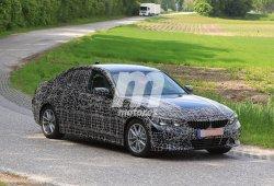 El BMW Serie 3 2019 se deja ver con un nuevo camuflaje
