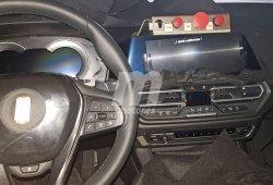 El interior del nuevo BMW Serie 3 al detalle en estas nuevas fotos espía