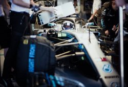Bottas y Hamilton, por delante de los Ferrari en los complejos libres 1