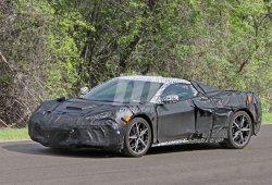 El Chevrolet Corvette C8 estrena nuevo frontal y pinzas de freno dobles