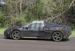 Chevrolet Corvette C8: ¿nueva versión híbrida de 1.000 CV y tracción total?