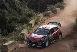 Citroën tiene tres balas para asaltar el Rally de Portugal