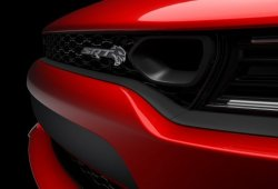 El frontal del Dodge Charger Hellcat 2019 nos adelanta el facelift de la gama