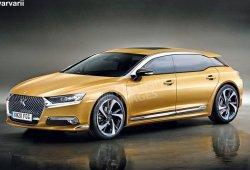 El nuevo DS 8 llegará en 2020 para rivalizar, entre otros, con el BMW Serie 5