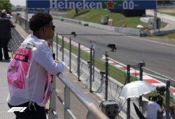 """La experiencia de un invidente en el Gran Circo: """"La F1 es mi mundo"""""""