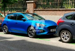 El nuevo Ford Focus 2018 ya se deja ver por las calles de Madrid