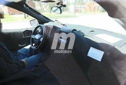 Un vistazo al interior del Ford Kuga 2020: ¡Cazado a plena luz del día!