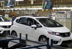 Honda lanzará en China un coche eléctrico basado en el Jazz