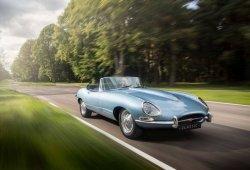 El Jaguar E-Type Zero concept protagonista en la boda del Príncipe Harry