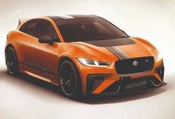 El Jaguar I-Pace SVR priorizará el manejo a las prestaciones