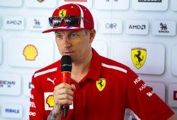 Räikkönen zanja los rumores en torno a Toyota y el WRC