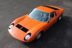 Así se ve un Lamborghini Miura P400 S tras 12 años de restauración