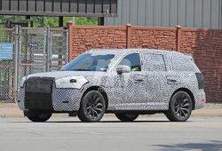Lincoln Aviator PHEV: nos asomamos al interior del nuevo SUV híbrido