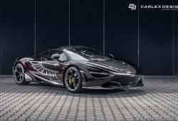 Carlex Design hace del McLaren 720S una joya única