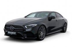 El nuevo Mercedes Clase CLS 2018 recibe novedades de Brabus