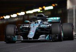 Mercedes trabaja para solucionar sus problemas con el hiperblando antes de Canadá