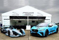 Rosberg prueba el 'Gen 2', Agag al Jaguar I-PACE eTrophy