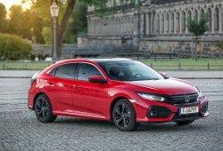 Nuevo Honda Civic, una bomba tecnológica con una imagen renovada