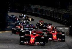 Con dos pilotos sancionados, así queda la parrilla del GP de Mónaco