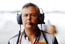 """Pirelli defiende el cambio en los neumáticos: """"La carrera habría sido una lotería"""""""