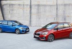 Los nuevos BMW Serie 2 Active Tourer y Gran Tourer ya tienen precio en España