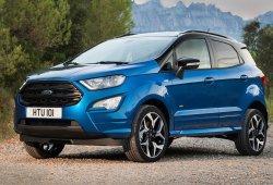 El nuevo Ford EcoSport estrena tracción total y motor diésel EcoBlue