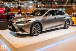 Precios y gama del nuevo Lexus ES 2018, ya está a la venta en España