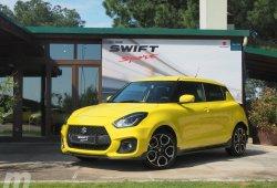 Prueba Suzuki Swift Sport 2018, diversión para todos los públicos