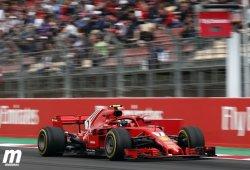 Räikkönen podrá seguir utilizando el motor que falló en Barcelona