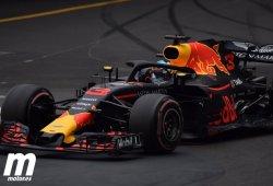 """Ricciardo celebra una victoria trabajada: """"Llegué a meta usando sólo seis marchas"""""""