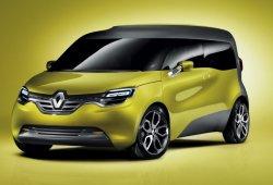 El Renault Kangoo de tercera generación será desvelado en París 2018