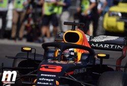 Red Bull sonríe con Ricciardo y ve la parte más oscura del día con Verstappen