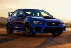 Subaru presenta los nuevos WRX y WRX STI 2019