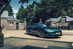 El nuevo Tesla Model S Shooting Brake de RemetzCar se presenta en sociedad